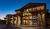 The World of Disney Store in Disney Springs