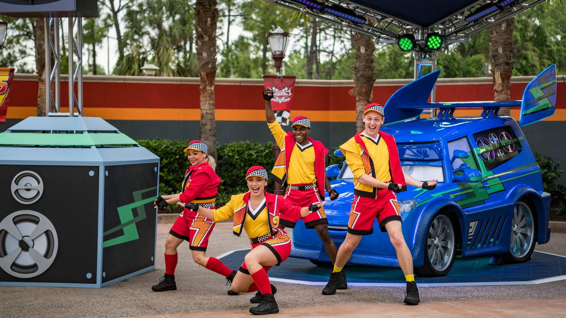 c9a9693f10ec Lightning McQueen s Racing Academy at Disney s Hollywood Studios