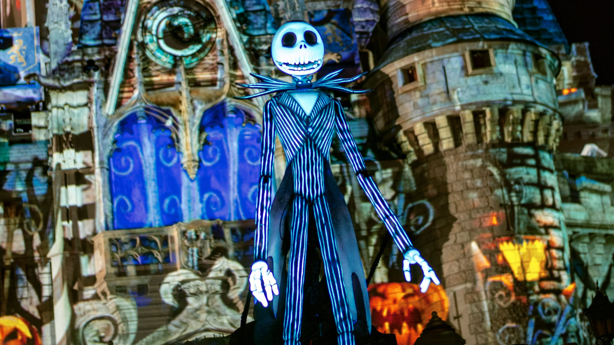 Disney's Not-So-Spooky Spectacular at Magic Kingdom | Walt Disney ...