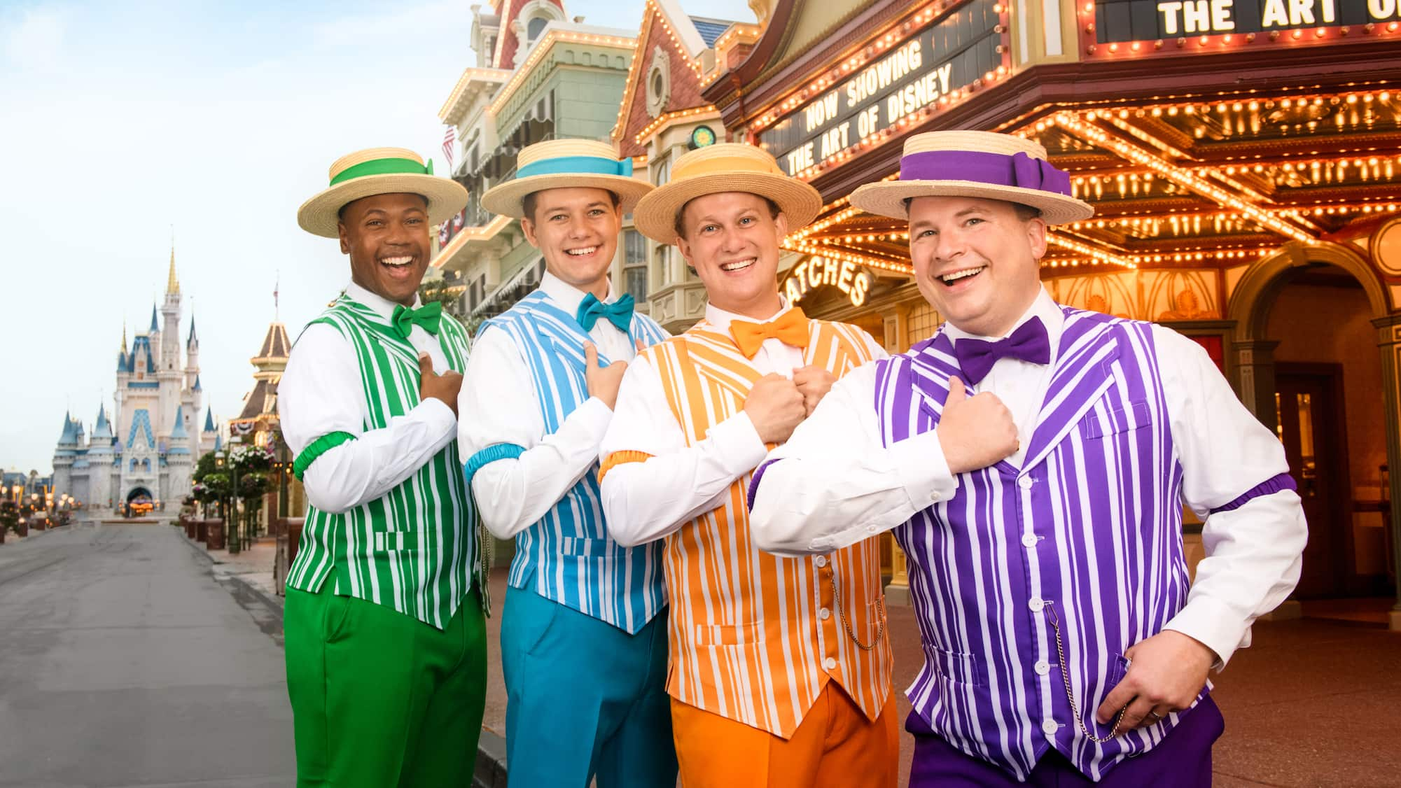 Image result for magic kingdom dapper dans