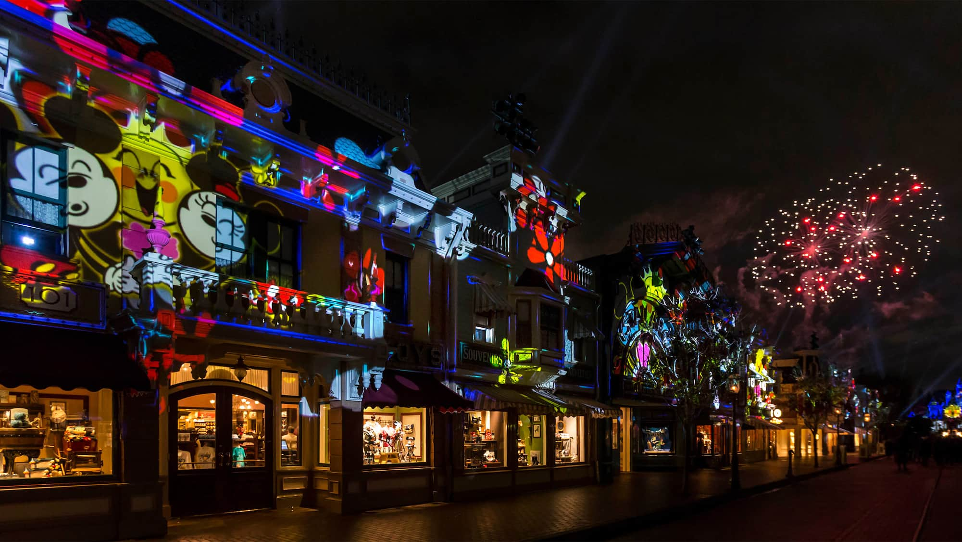 Mickey's Mix Magic At Disneyland   Disneyland Resort