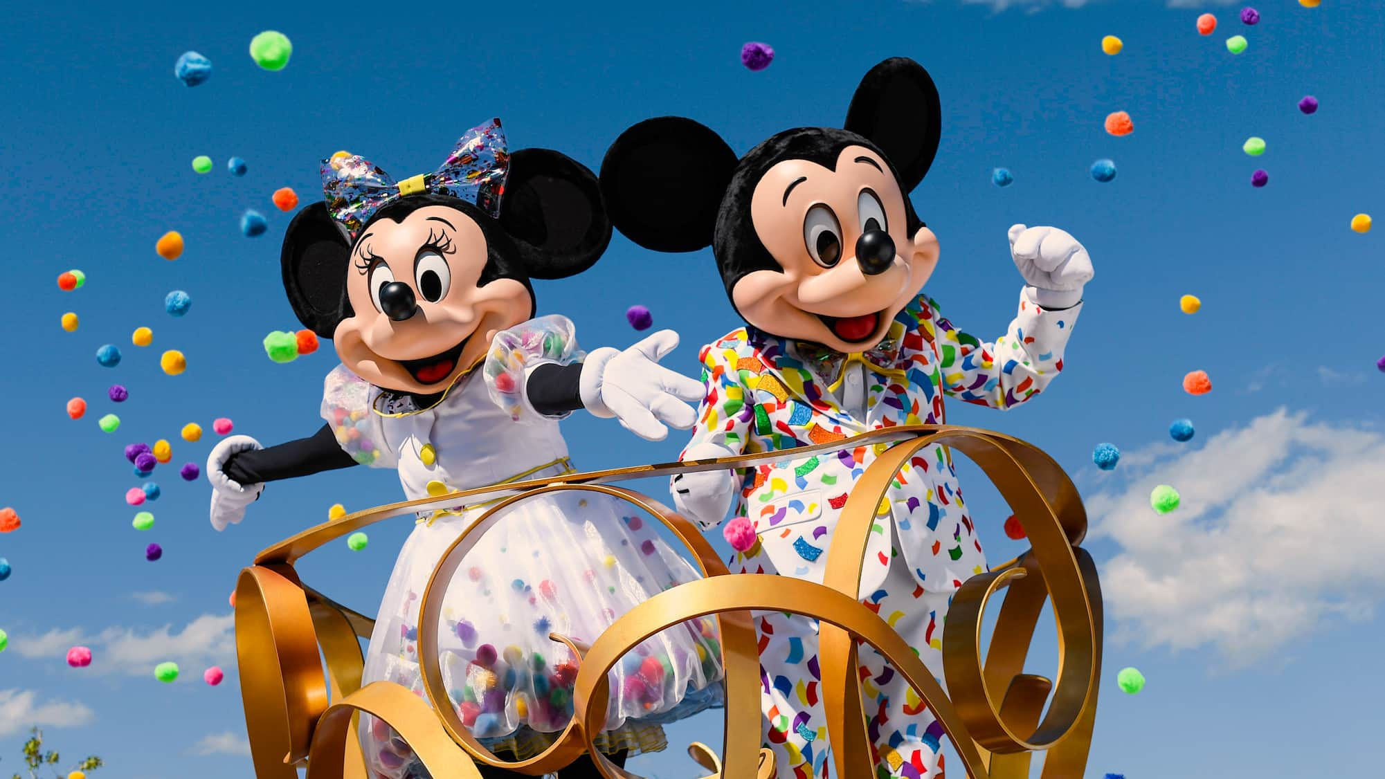 1021a87a442 Mickey and Minnie s 90th Get Your Ears On Celebration