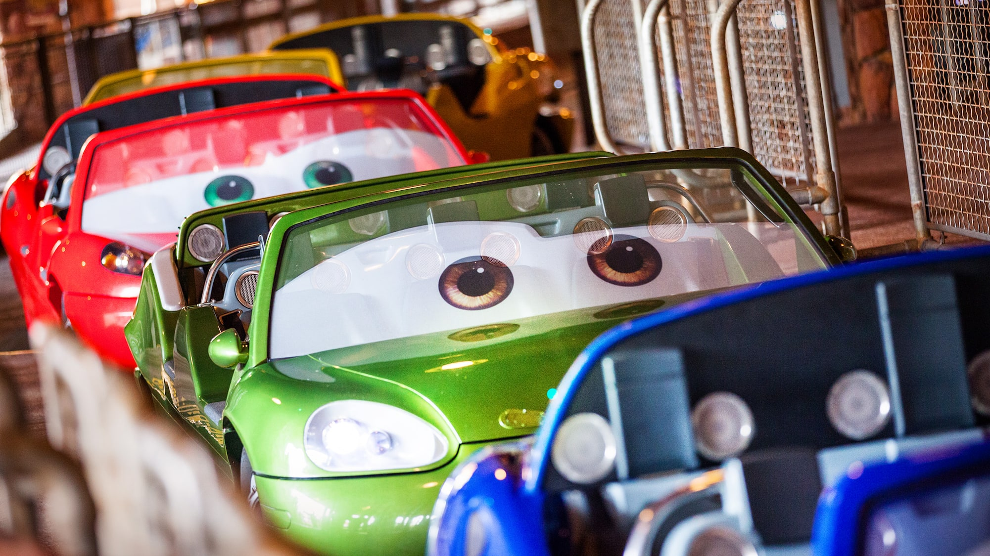 Radiator Springs Racers | Rides & Attractions | Disney