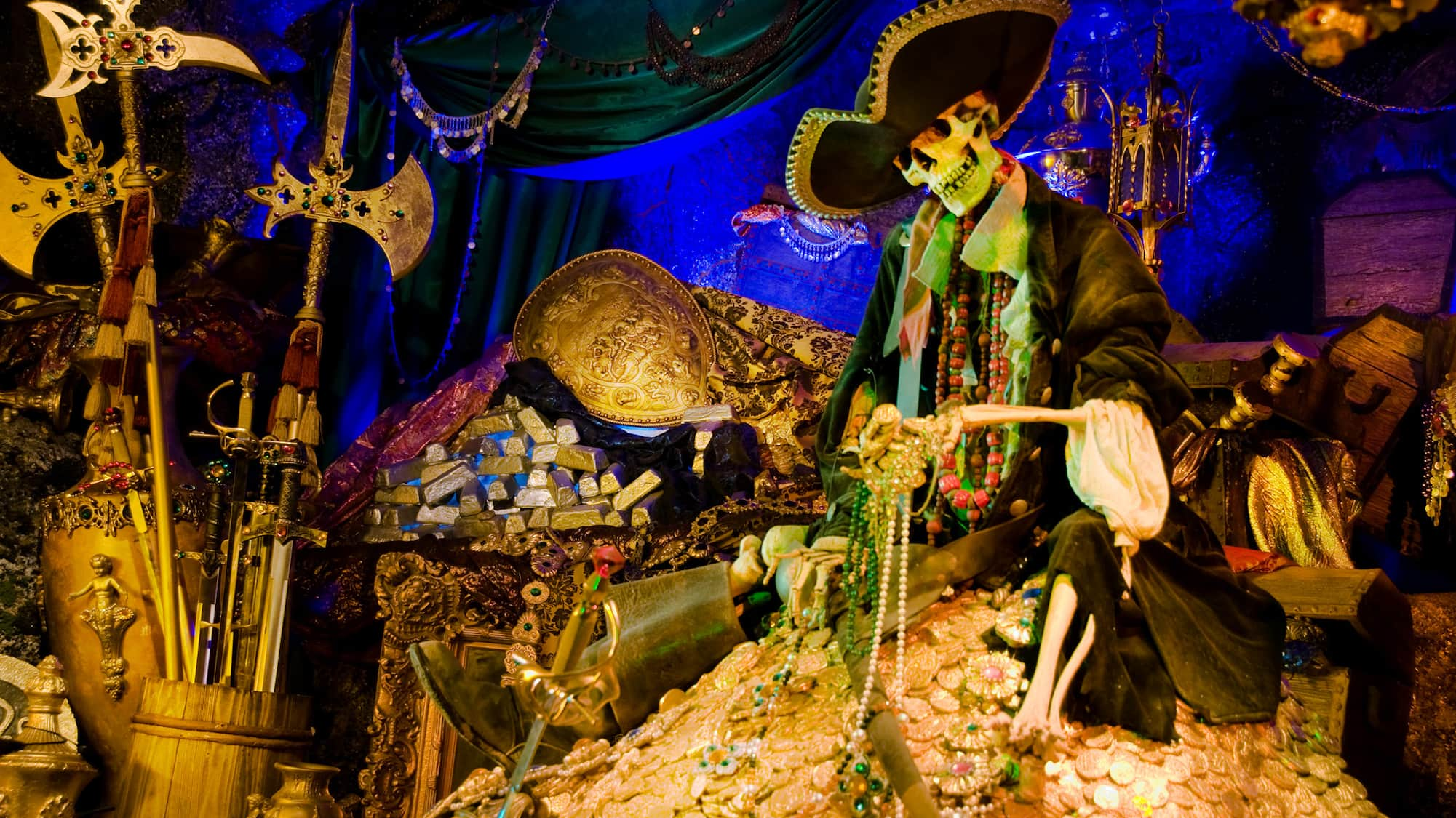 Pirates of the Caribbean | Rides & Attractions | Disneyland Park