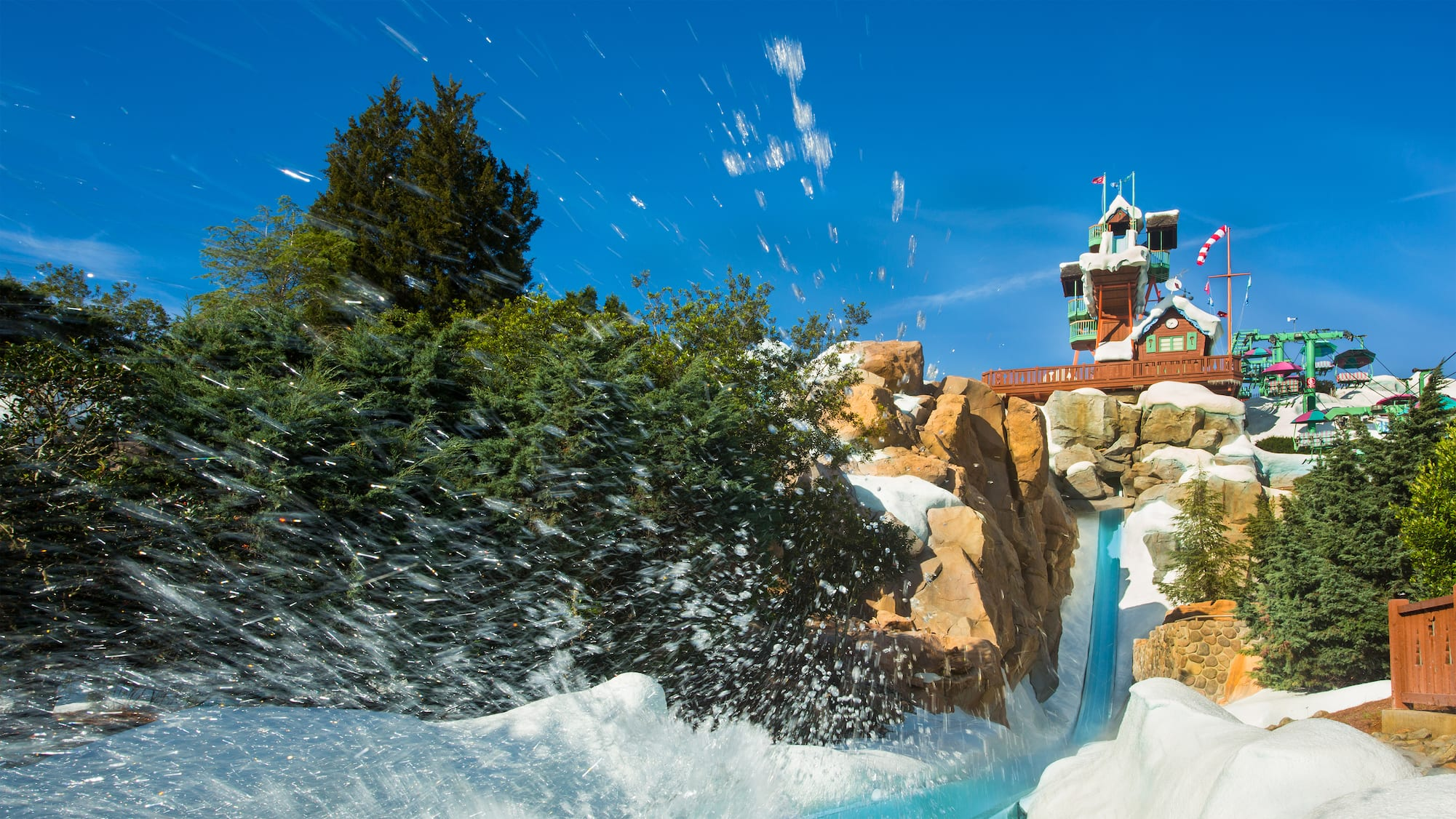 Summit Plummet | Blizzard Beach Attractions