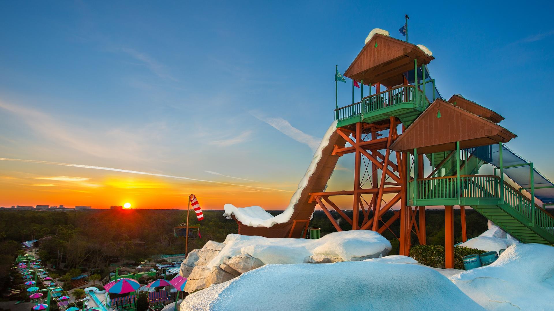 Summit Plummet Blizzard Beach