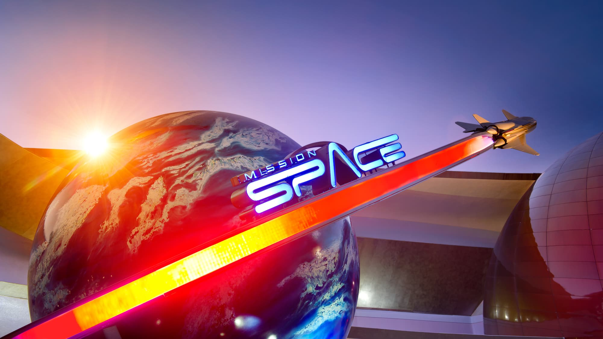 Mission: SPACE | Epcot Attractions | Walt Disney World Resort