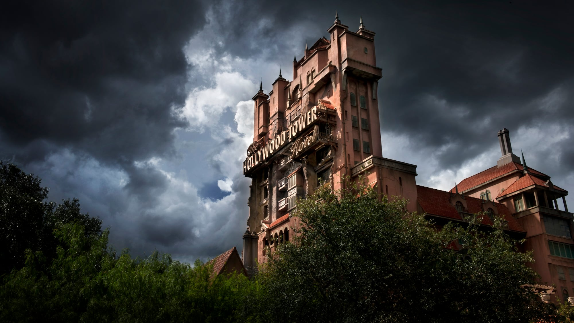 The Twilight Zone Tower of Terror | Hollywood Studios