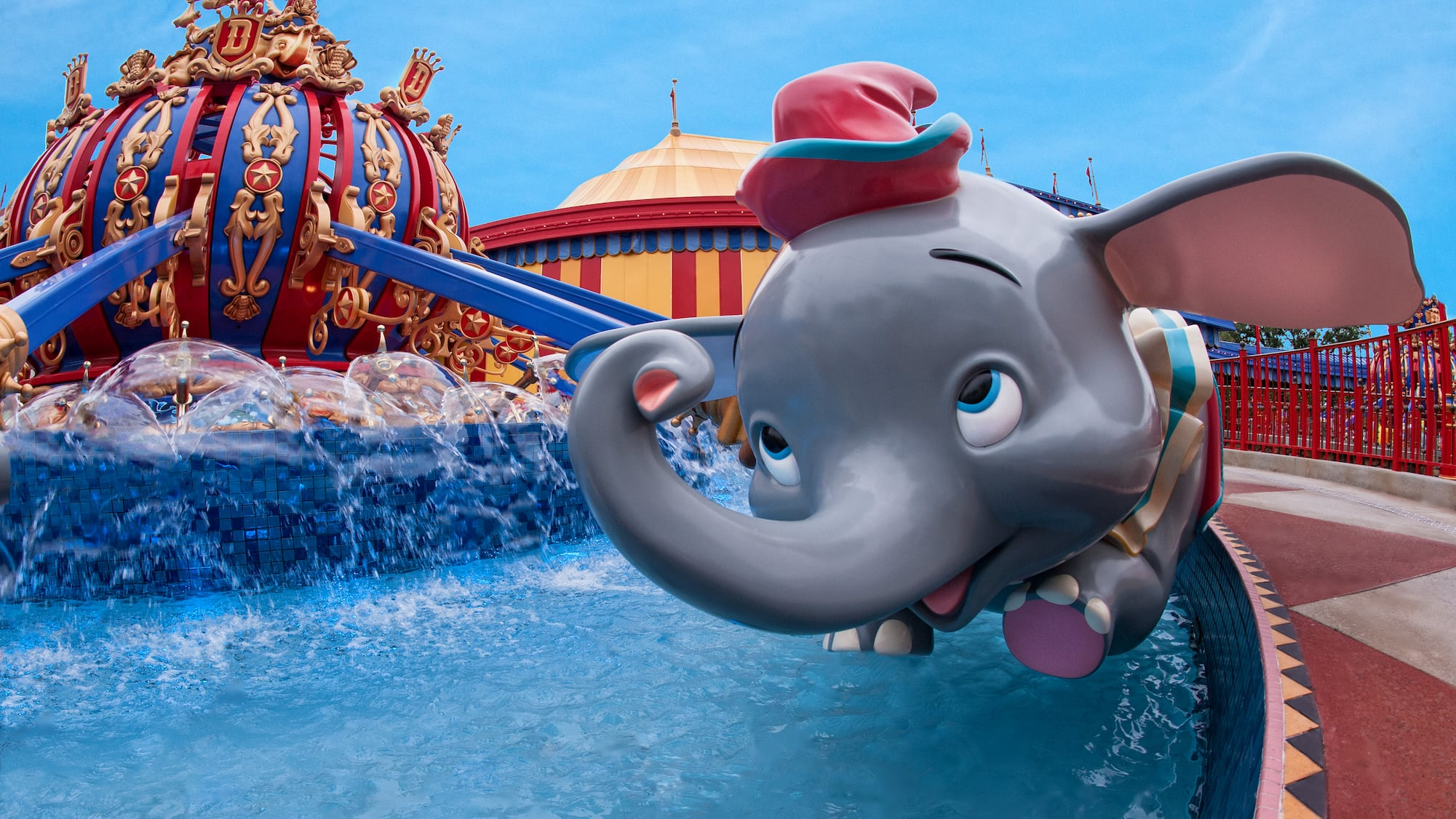 where is dumbo playing