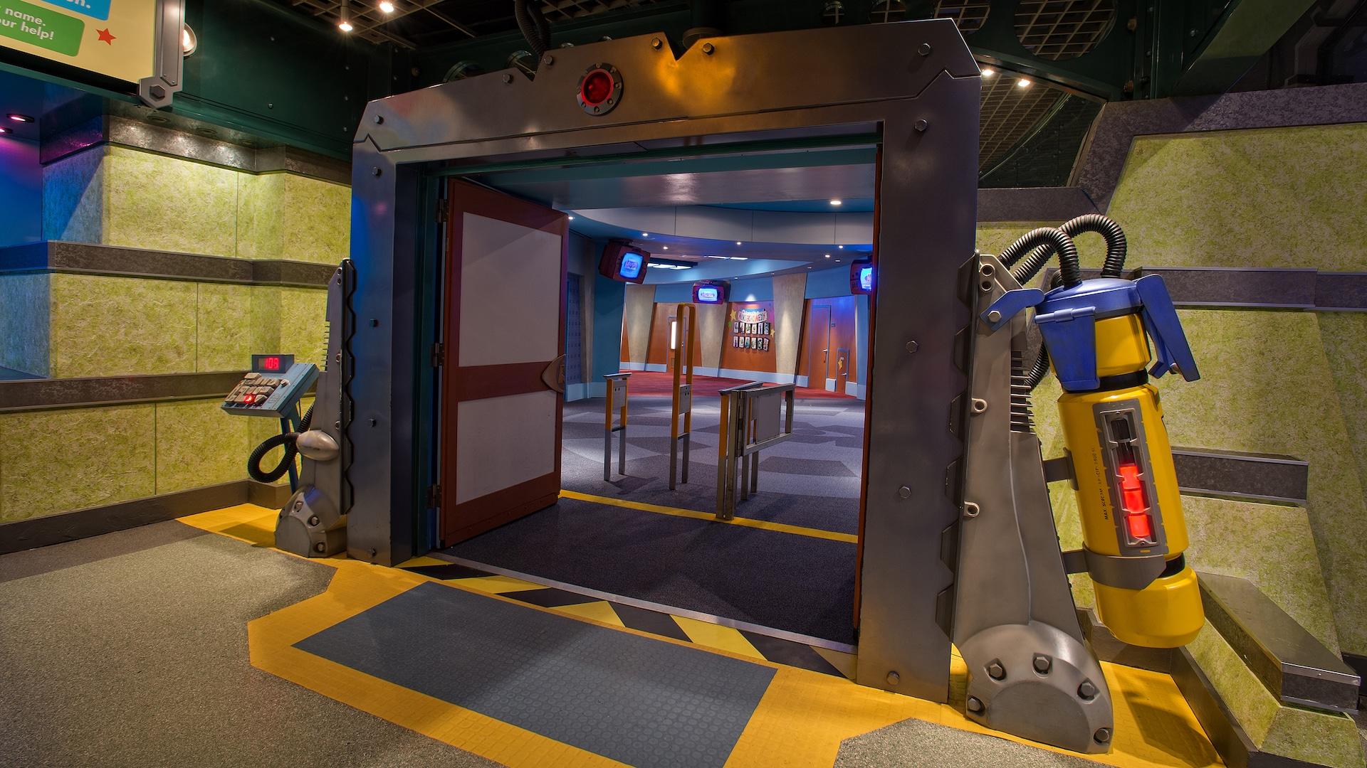 Monsters, Inc Laugh Floor | Walt Disney