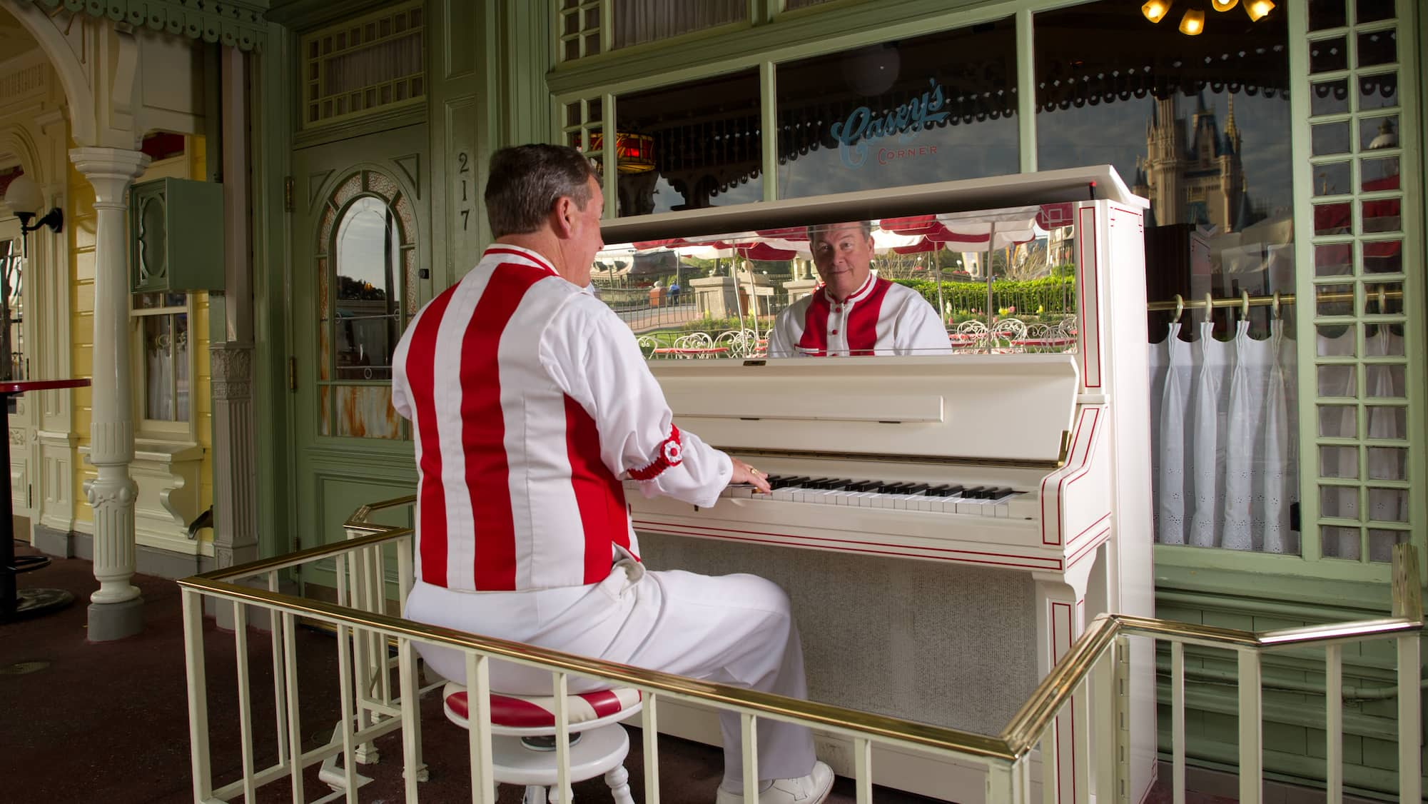 Image result for caseys corner piano