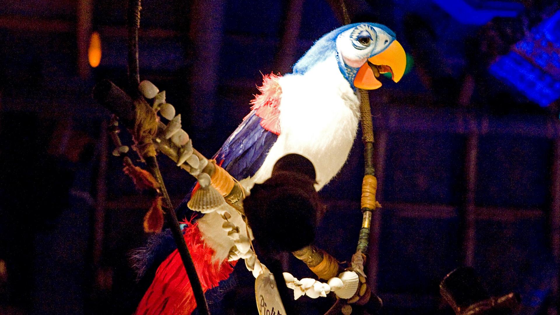 Underrated rides at Disneyland- Walt Disney's Enchanted Tiki Room