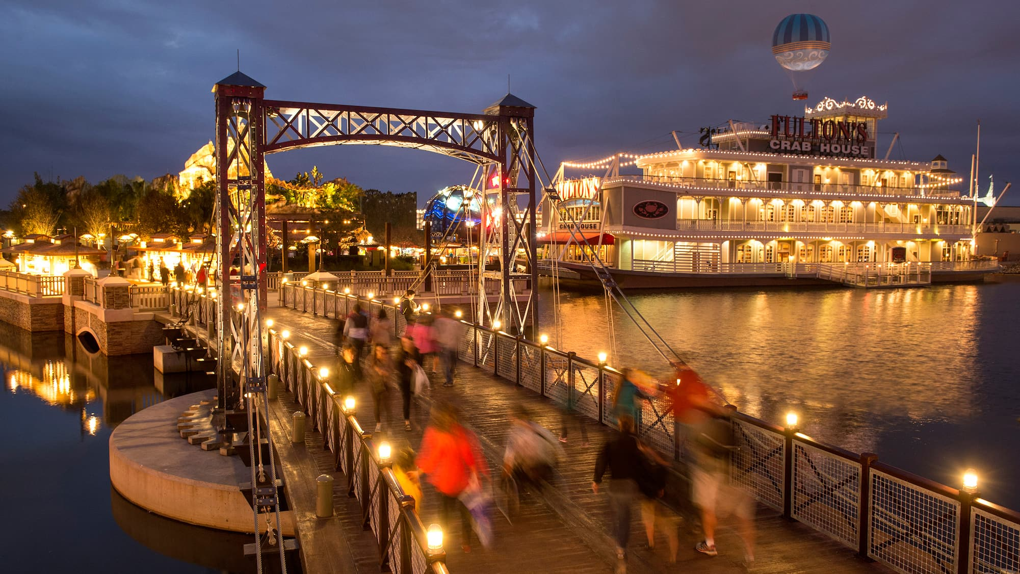 Image result for riverboat square disney springs entertainment