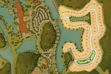 Marceline site plan map