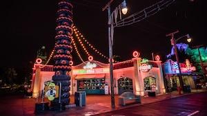 Halloween Time at Disney's California Adventure Time featuring Lugis Honkin Hauloween