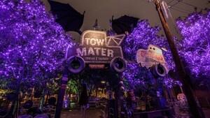 Maters Graveyard Jamboree at Disney California Adventure