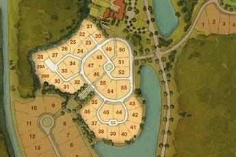 Kimball Trace neighborhood map