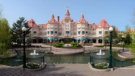 The Disney Hotel at Disneyland Paris