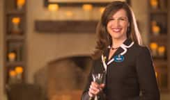 Golden Oak Food and Beverage Area Manager Melissa Schreiber leads a talented team in providing extraordinary and personalized service at Summerhouse.