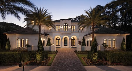 Let your imagination wander as you peek inside Casa Serena, currently available at Four Seasons Private Residences Orlando.