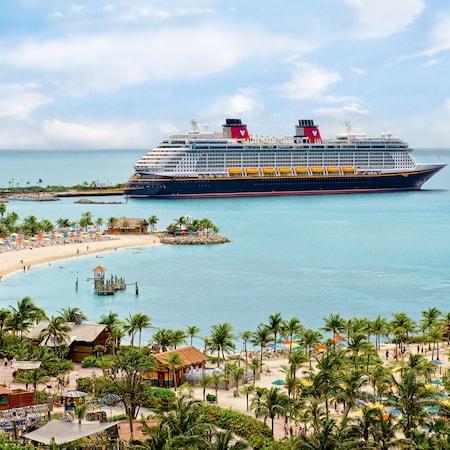 Disney Cruise Ship Images Travelers Push