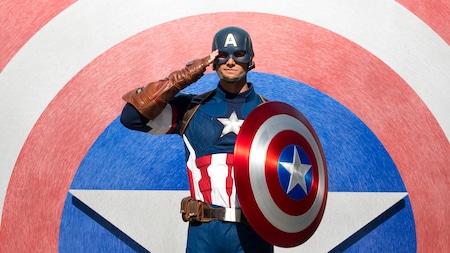 Meet Super Heroes At California Adventure | Disneyland Resort