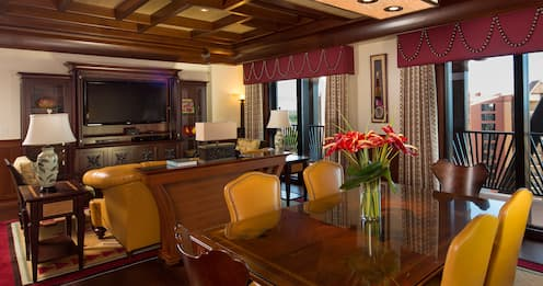 2 Bedroom Suite | Two Bedroom Suite Aulani Hawaii Resort Spa