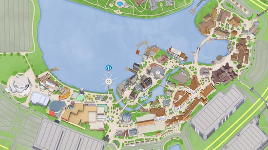 map of downtown disney orlando fl Visiting Hours Disney Springs map of downtown disney orlando fl