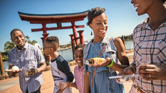 2019 Epcot International Food & Wine Festival – Fun for All Ages