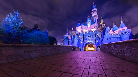 Disneyland After Dark