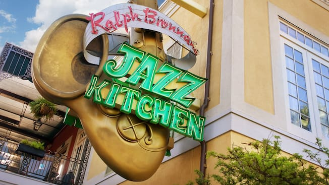 Ralph Brennan\'s Jazz Kitchen