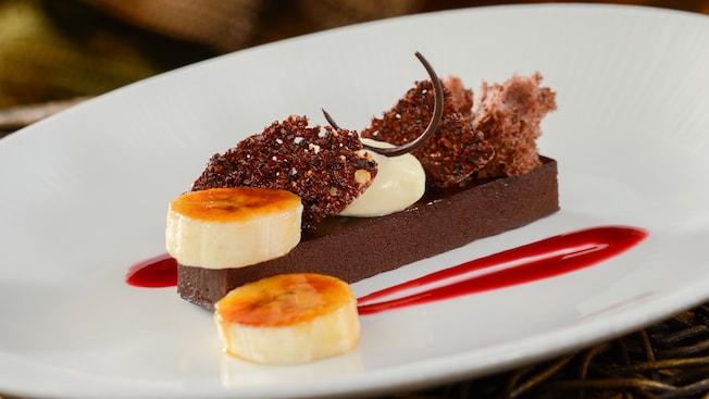 Tiffins Dessert