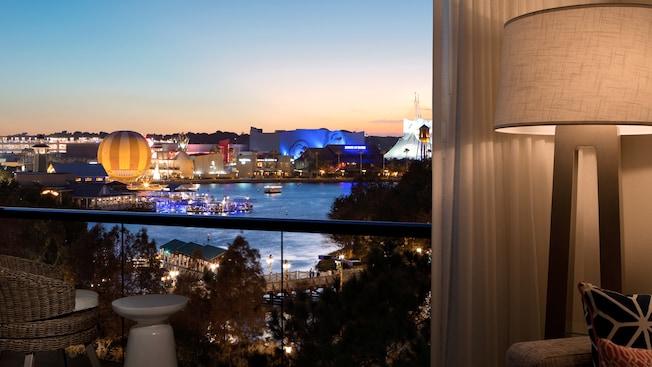 Hotéis do Disney Springs entram em promoção