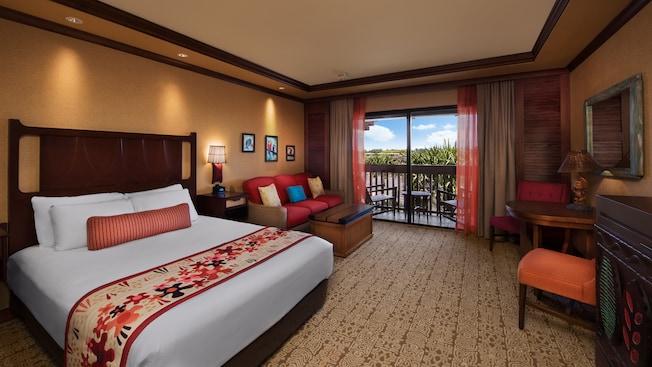 Polynesian Villa Studio