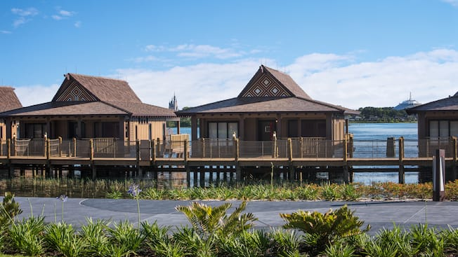 Polynesian Villa Bungalows