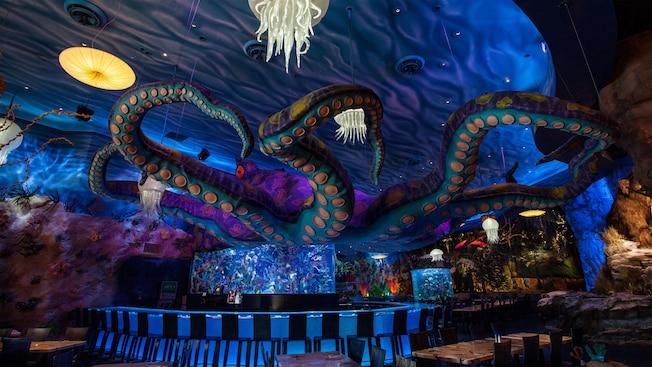 T-REX Restaurant | Walt Disney World Resort
