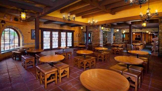 Pecos Bill Tall Tale Inn Cafe Walt