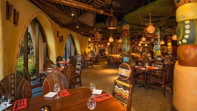 Restaurant Sanaa Photo by Disney