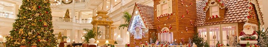 Christmas at Disney's Grand Floridian Resort