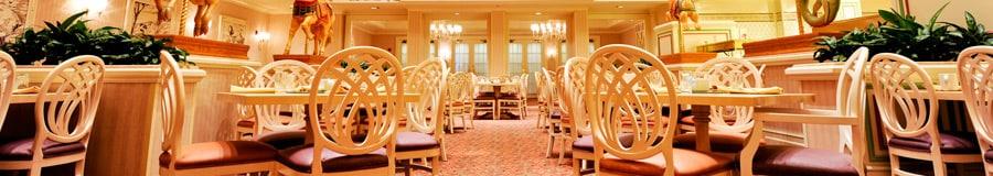 1900 restaurante Park Fare