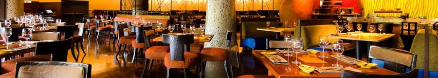 Área de comidas de Jiko – The Cooking Place
