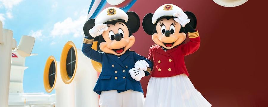 Disney Cruise Line estende prazo de pagamento até janeiro/2022