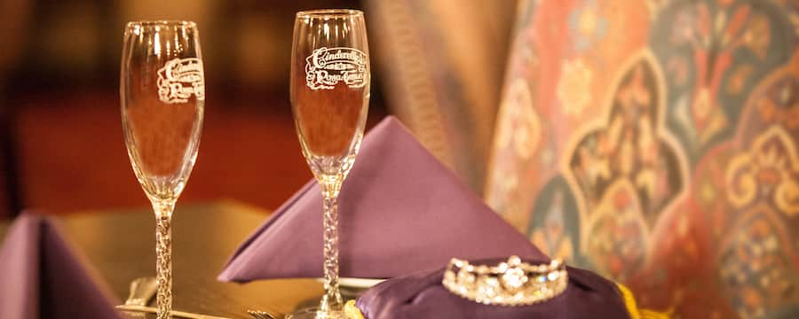 Signature Celebration Package At Cinderella S Royal Table
