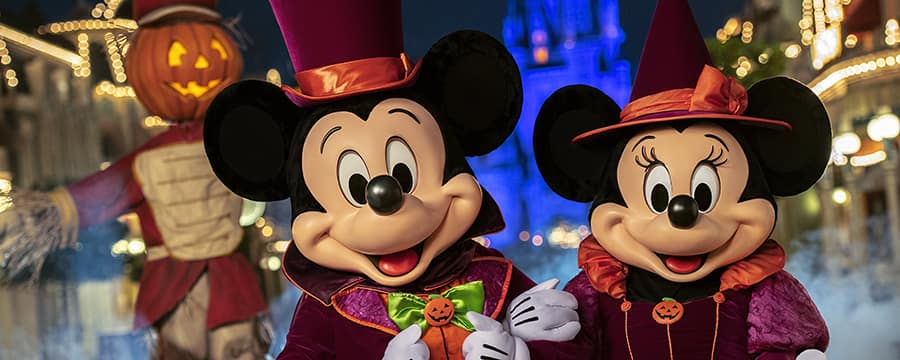2020 Mickeys Halloween Party Information Disney World Mickey's Not So Scary Halloween Party | Walt Disney World Resort