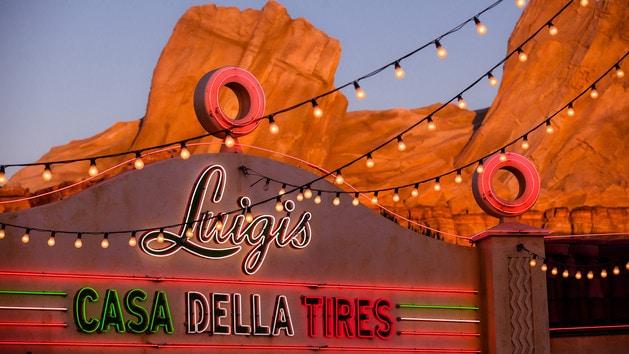 Luigi's Rollickin Roadsters