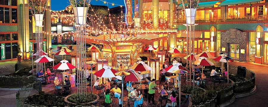 Downtown Disney District | Disneyland Resort