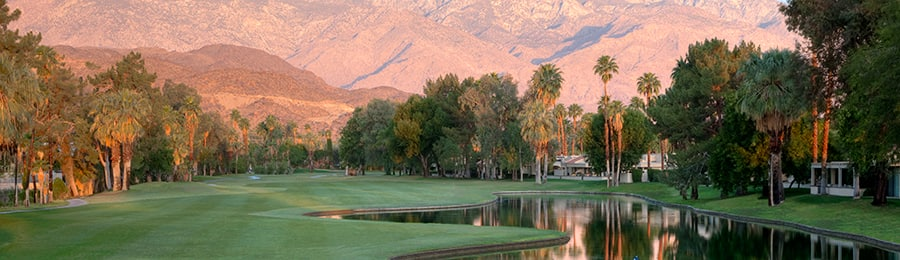 Welk Resort Palm Spring golf course