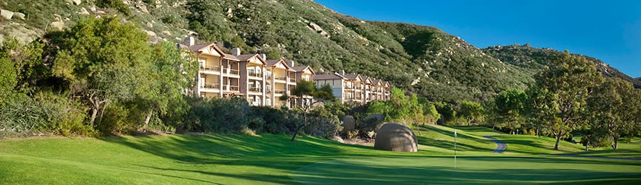 Welk Resort San Diego golf course