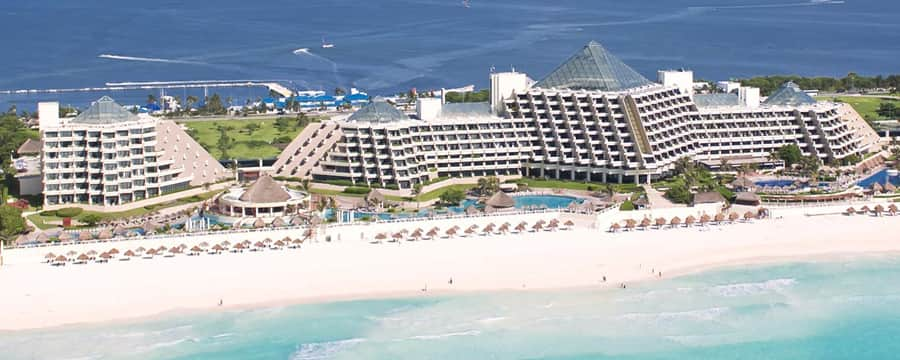 Paradisus Cancun Disney Vacation Club