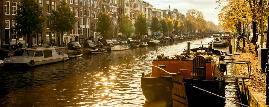 Amsterdam Short Escape